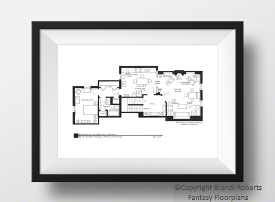 Sherlock Apartment Floor Plan image