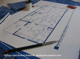 all in the family floor plan