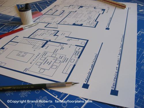 The Sopranos House Floor Plan