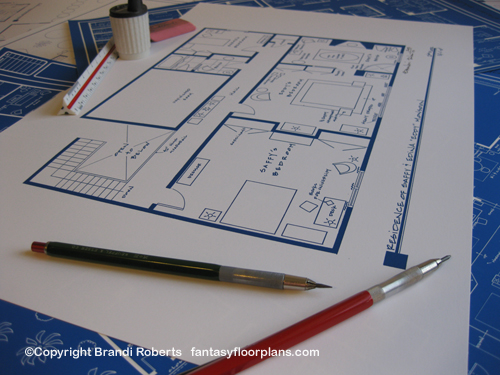 Absolutely Fabulous House Floor Plan: 2nd Floor image