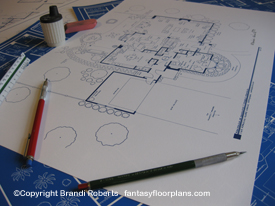 Bewitched house floor plan
