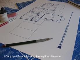 Samantha Stephen house floor plan