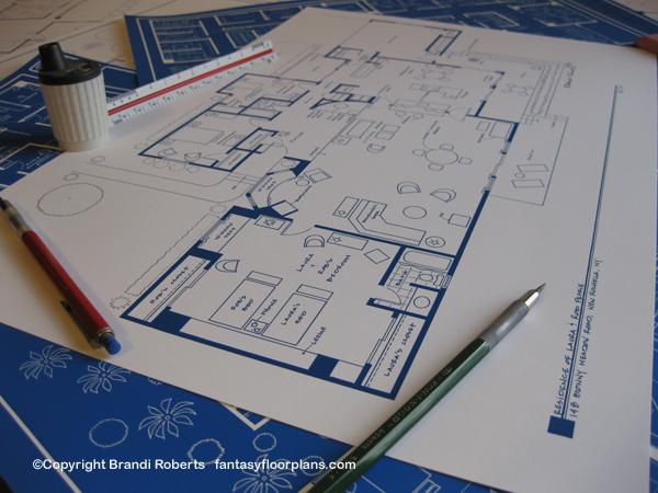 The Dick Van Dyke Show Floor plan