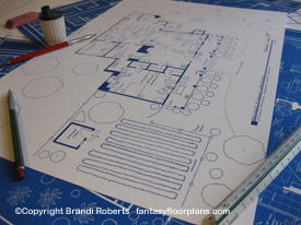 The Waltons House Floor Plan image