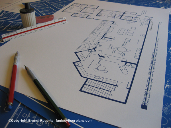 fantasy floorplan for the jeffersons residence of