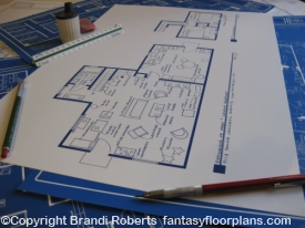 Sanford and Son Floor plan
