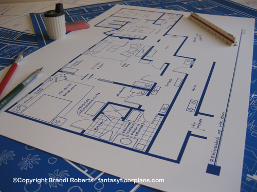 Mr. Big Apartment floor plan
