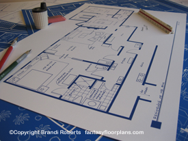 Mr. Big Apartment floor plan