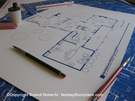 fantasy floorplan for father knows best residence of