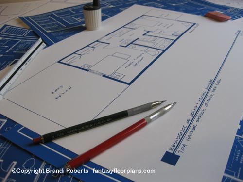 Archie Bunker house floor plan