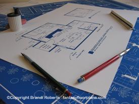 Little House on the Prairie floor plan
