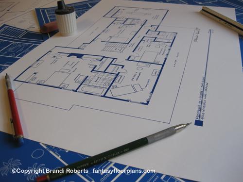 Desperate Housewives Layout Lynette Scavo House Floor Plan 2nd Floor
