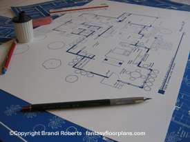 Susan Mayer Delfino House Floor Plan: 1st Floor image