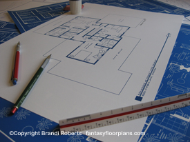 Desperate Housewives Susan Delfino house floor plan