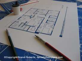 The Cosby Show House Floor Plan (2nd Floor) image