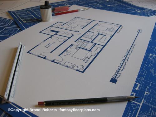 Fantasy Floorplan for Married With ChildrenResidence of Peg and Al – Ghost Whisperer House Floor Plan