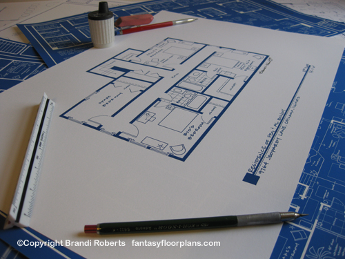 Married with Children house floor plan